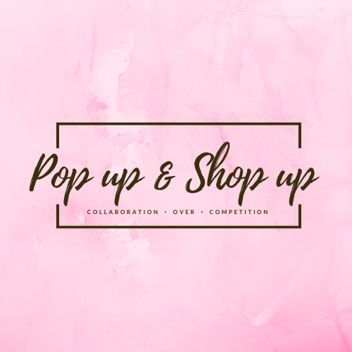 POP UP & SHOP UP'S GRAND OPENING!